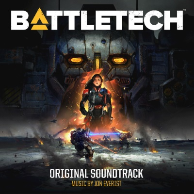 (Score) [WEB] BattleTech Original Soundtrack (by Jon Everist) - 2018, FLAC (tracks), lossless