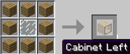 Cabinets Reloaded Mod 1.8, 1.7.10