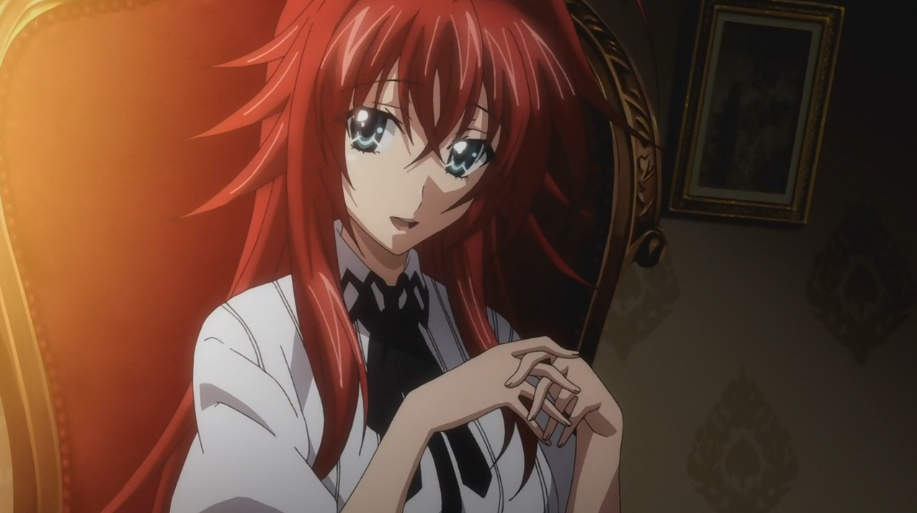 "High School DxD 06 - ""Le Second Trimestre a commencé !"" Vostfr HD"