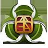 Le symbole du groupe Fratres Aenigmata