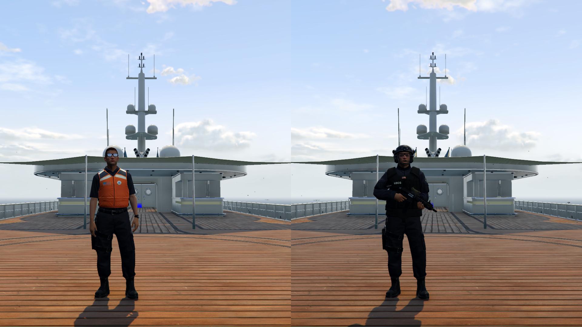 Improved USCG