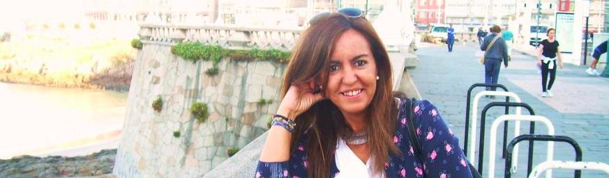 Fátima Martínez en el twitterllon 24