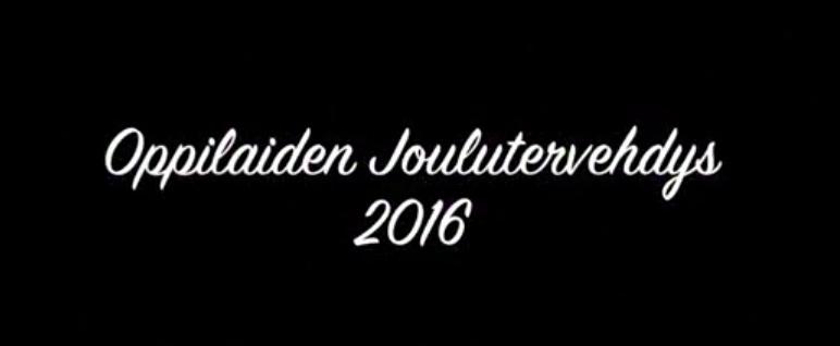 Joulujuhla 2016 videot