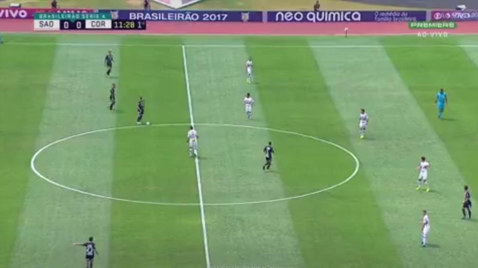 São Paulo x Corinthians - AO VIVO aqui!