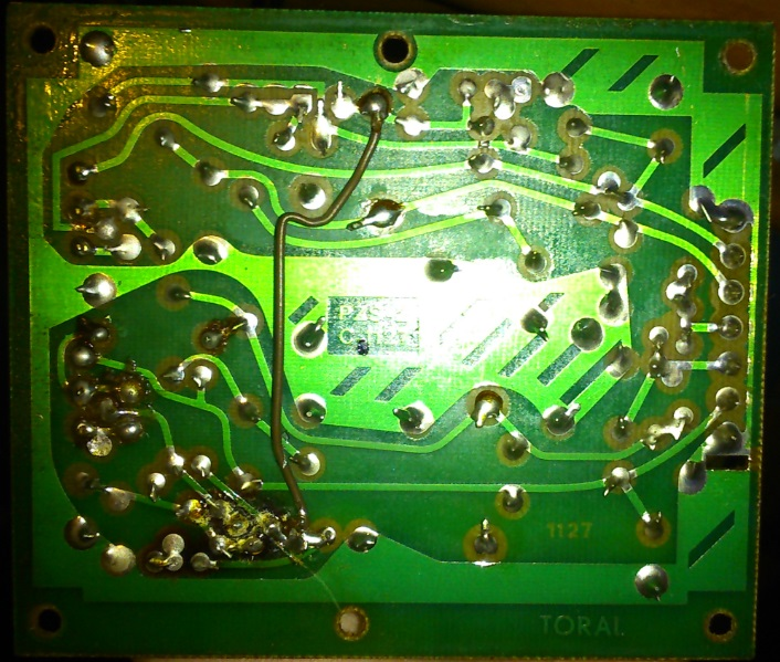 Brakuące elementy w Radmor 5102