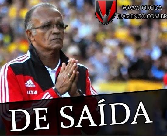 BOMBA! Às vésperas de decisão na Libertadores Flamengo anuncia saída de Jayme de Almeida