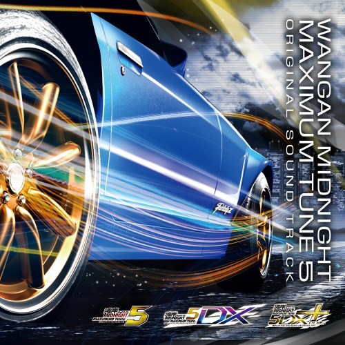 (Score) [WEB] Wangan Midnight Maximum Tune 5 Original Sound Track (by Yuzo Koshiro) - 2018, FLAC (tracks), lossless