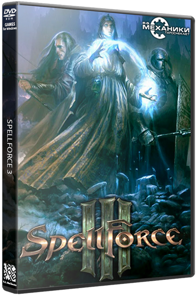 SpellForce 3 (RUS|ENG|MULTI8) [RePack] от R.G. Механики