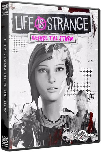 Life is Strange: Before the Storm (RUS|ENG) [RePack] от R.G. Механики
