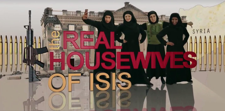 """BBC śmieje z islamskich gospodyń w programie """"Real Housewives of ISIS"""""""