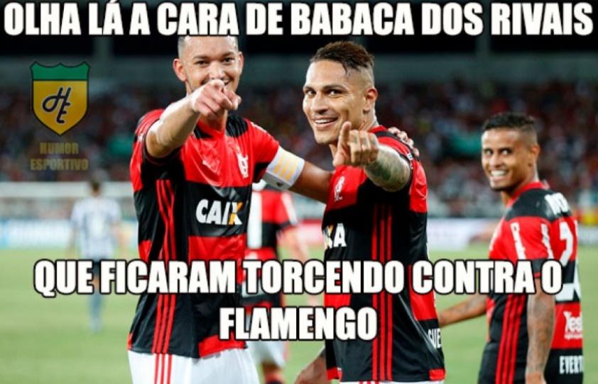 Flamenguistas comemoram e tiram onda com título do Carioca; veja memes