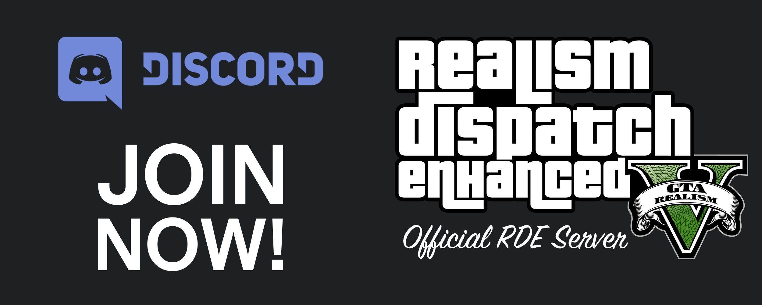 Official RDE Server Discord invite