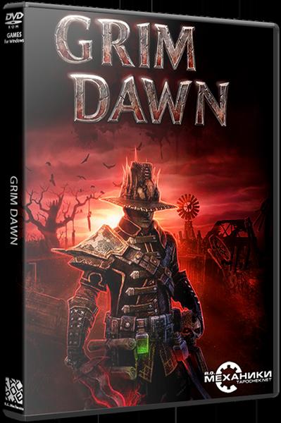 Grim Dawn (RUS|ENG) [Repack] от R.G. Механики