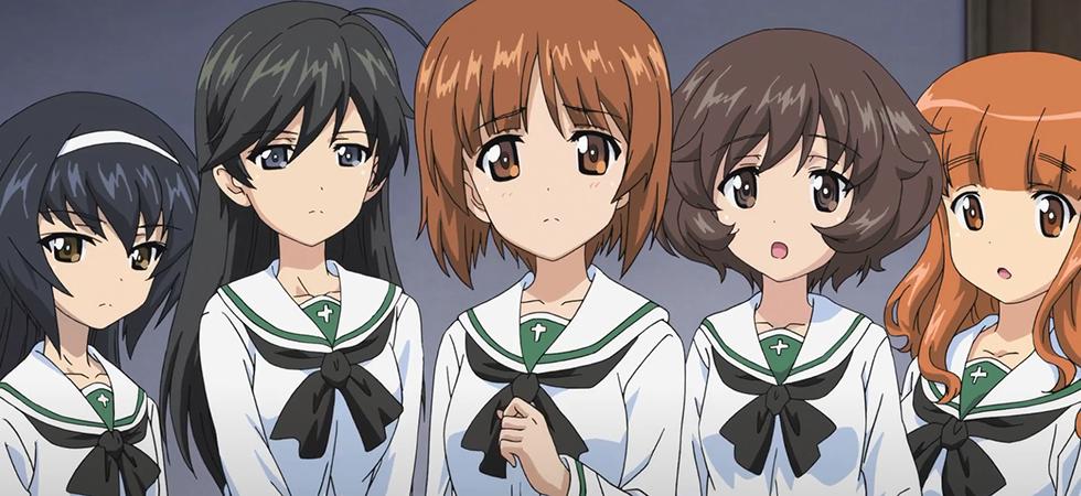Xem phim Girls und Panzer das Finale - ガールズ&パンツァー 最終章 | Girls und Panzer das Finale Vietsub