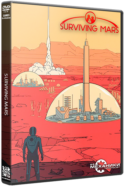 Surviving Mars (RUS|ENG) [Repack] от R.G. Механики